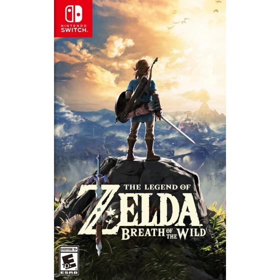 Zelda breath of the wilde