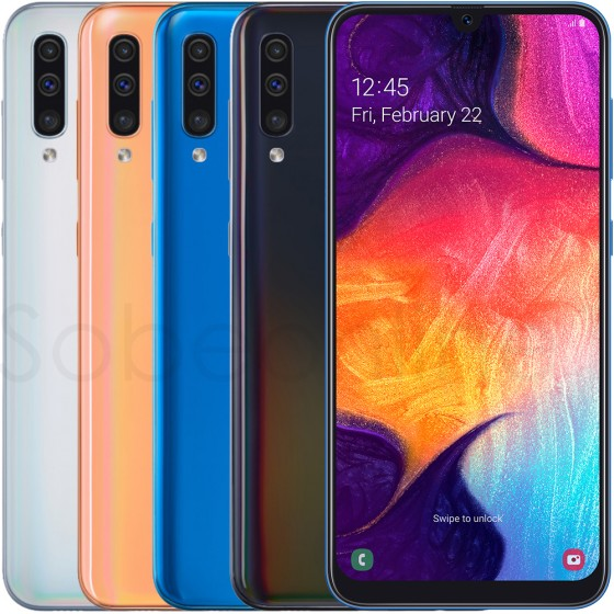 GSM SAMSUNG GALAXY A50 128GB