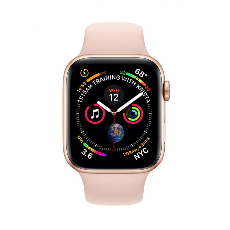 APPLE WATCH SERIES 4 44 MM ROSE GOLD
