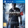 UNCHARTED 4 : A THIEF'S END PS4