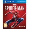 MARVEL'S SPIDERMAN PS4