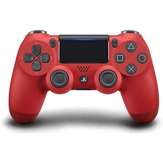 MANETTE SONY OFFICIELLE DUALSHOCK 4 ROUGE