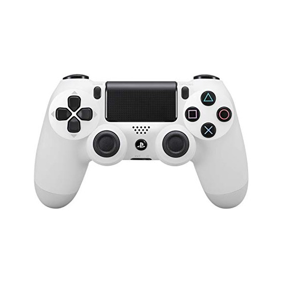 MANETTE SONY OFFICIELLE DUALSHOCK 4 GLACIER WHITE