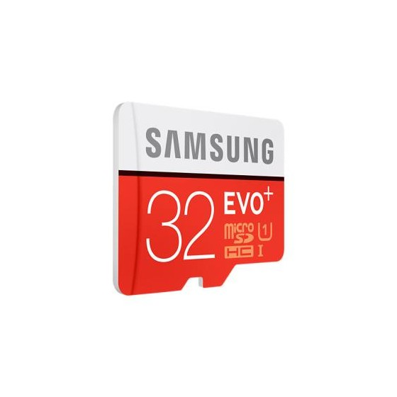 CARTE MICRO SD SAMSUNG 32GB Evo PLUS CLASSE 10 95mb/seconde