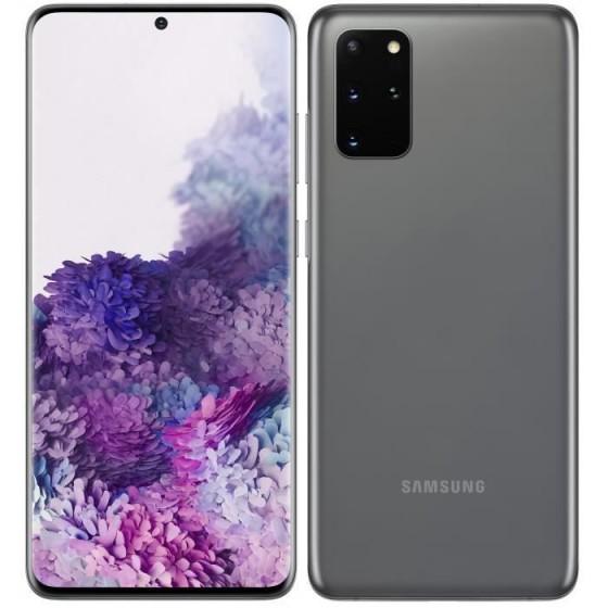 GSM SAMSUNG GALAXY S20+ G985F 128GB DUAL SIM COSMIC GRAY
