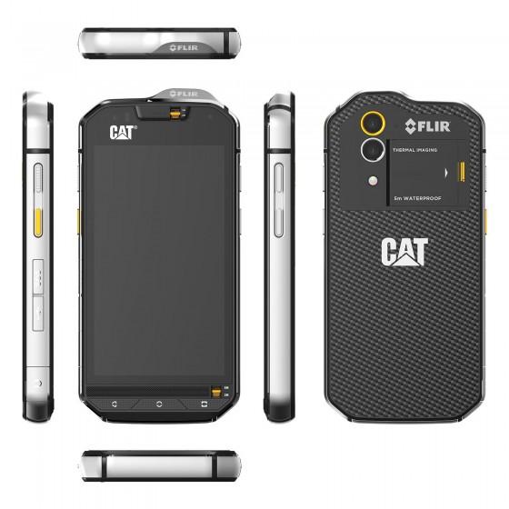 CATERPILLAR S61 4G DUAL SIM 32GB BLACK