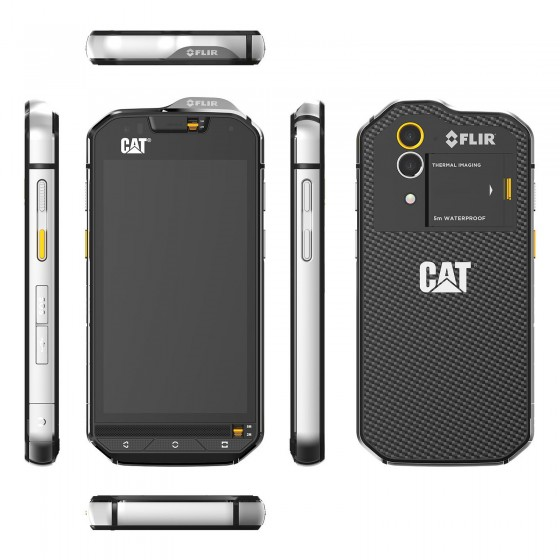 GSM CATERPILLAR S61 4G DUAL SIM 32GB BLACK