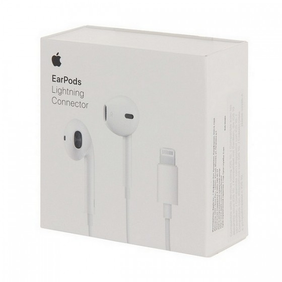 KIT PIETON IPHONE  APPLE ORIGINE EARPODS (E-D-02)