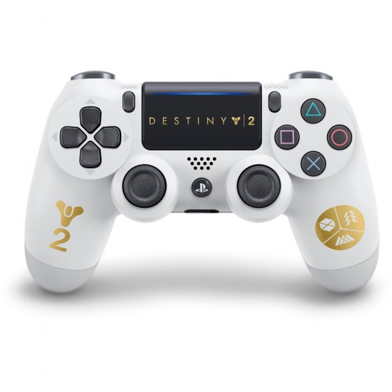 "MANETTE COLLECTOR ""DESTINY 2"" SONY DUALSHOCK 4 NOIRE (RECONDITIONNÉ)"