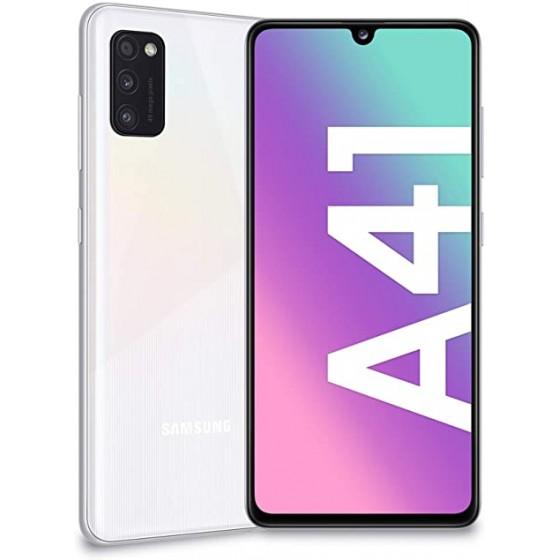 GSM SAMSUNG GALAXY A415 A41 64GB DUAL SIM CRUSCH WHITE