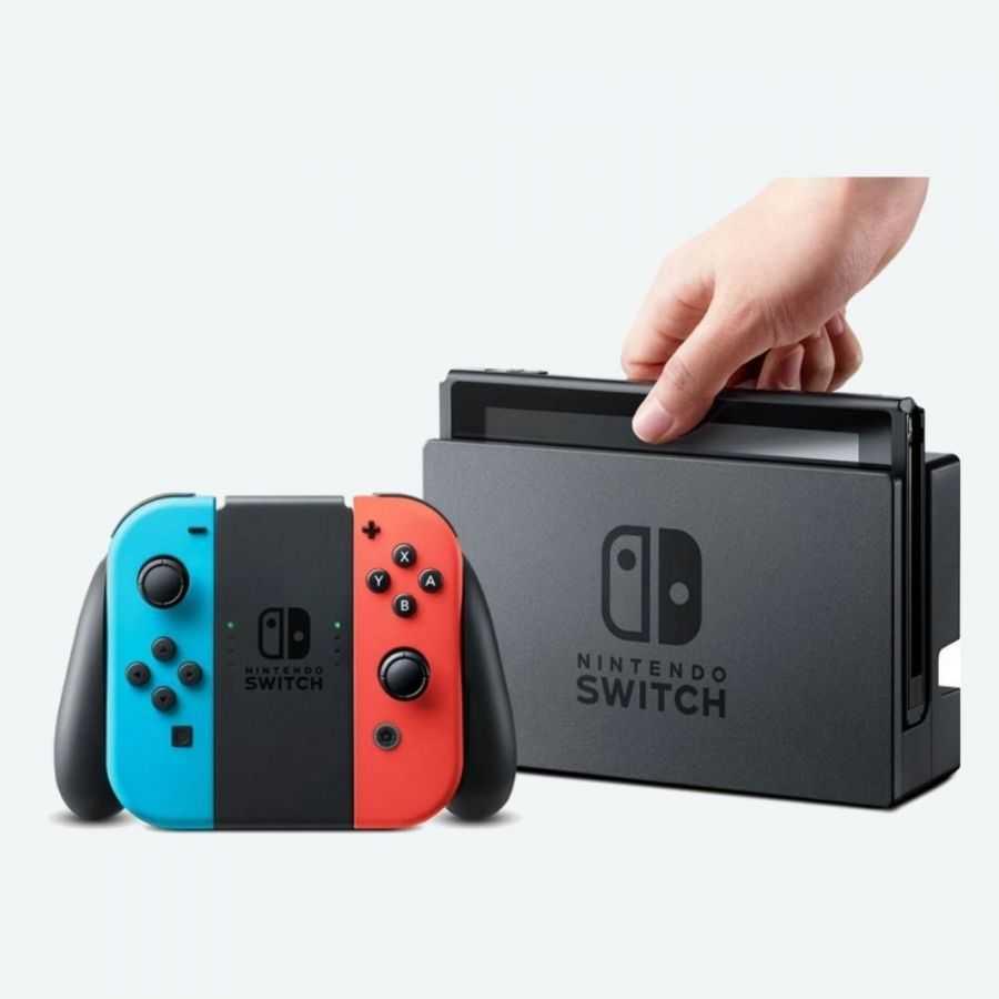 Console Nintendo Switch Néon