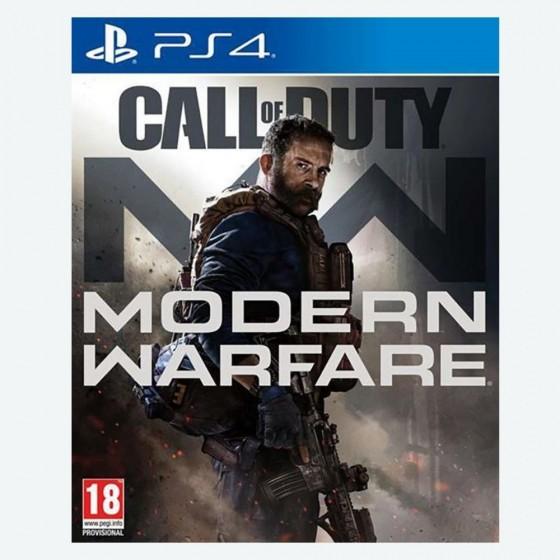 CALL OD DUTY : MODERN WARFARE PS4