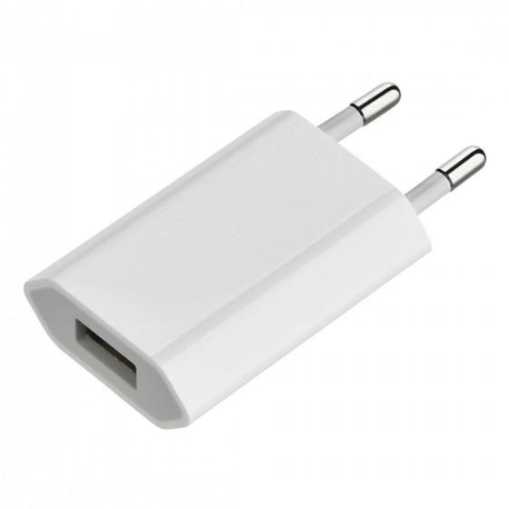 ADAPTATEUR SECTEUR USB 220V AC52 2.4A (E-A-06)