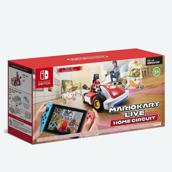MARIO KART LIVE HOME CIRCUIT MARIO NINTENDO SWITCH