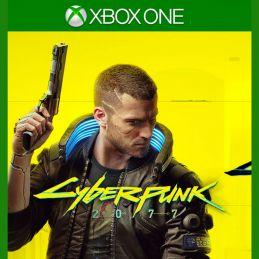 CYBERPUNK 2077 XboxOne